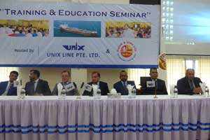 45th Training and Education Seminar of Unix Line Pte Ltd.