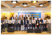Annual HSL Marine Officers' Get Together in Dhaka